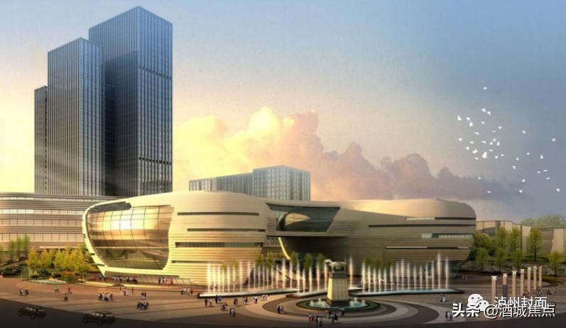地标实力 盘点泸州超高层建筑