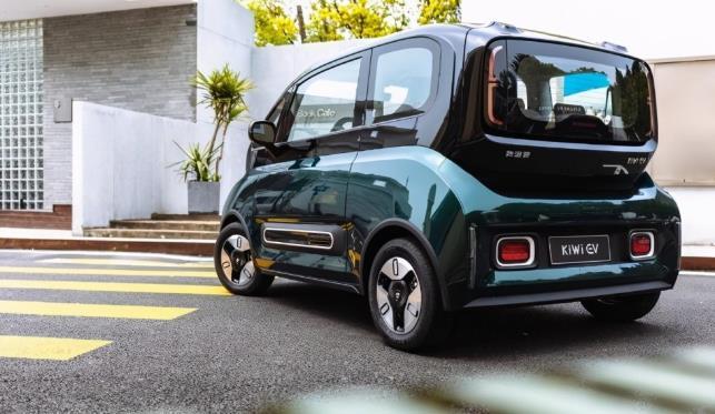 """微型电动车配三种自动泊车,KiWi EV到底是有多""""豪横""""?"""